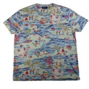 Polo Ralph Lauren Hawaiian T-Shirt Men's